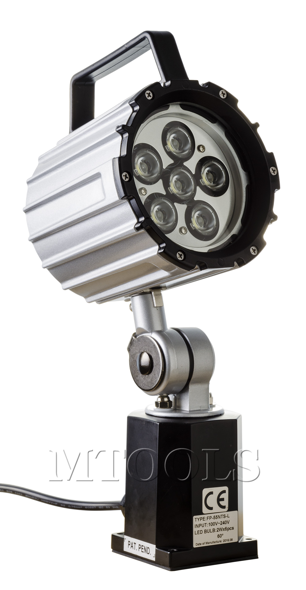 LED Lampa FP-55NTS-L, LED, 6x2W